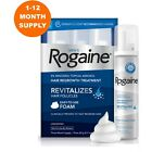 ROGAINE MINOXIDIL FOAM 5% HAIR LOSS REGROWTH - UK STOCK: 1 - 12 MONTH SUPPLY <br/> USA IMPORT - NO TAXES WITHIN EU - EXPIRY MARCH 2019