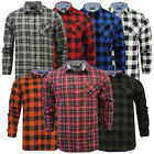 Kyпить Mens or Kids Brushed Flannel Cotton Lumberjack Check Casual Shirt By Brave Soul на еВаy.соm