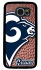 LOS ANGELES RAMS PHONE CASE FOR SAMSUNG NOTE & GALAXY S3 S4 S5 S6 S7 EDGE S8 S9 $19.99 USD on eBay