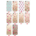 for Samsung Galaxy S6 S7 edge S8 J5 A5 A520 A510 Soft Case Cover Flamingo Patter