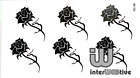 New Removable Body Art Pattern Temporary Waterproof DIY Tattoo Sticker Free Ship