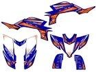 2009 2010 2011 2012 2013 YAMAHA YFZ 450 YFZ450 YAMAHA GRAPHICS KIT DECO DECALS