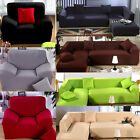 USA L Shape Stretch Elastic Fabric Sofa Cover Pet Sectional /Corner Couch Covers