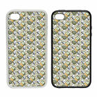Flying Money Pattern - Rubber and Plastic Phone Cover Case #2