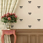 Lovely Little Bow Wall Sticker Bow Tie Pattern Vinyl Decals