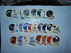 1 RARE 1980's/90's NFL FOOTBALL 2 1/2'' HELMET/LOGO FRIDGE MAGNET U CHOOSE TEAM $8.5 USD on eBay