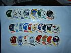 1 RARE 1980's/90's NFL FOOTBALL 2 1/2'' HELMET/LOGO FRIDGE MAGNET U CHOOSE TEAM $8.95 USD on eBay