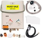 ECCOTEMP L5 PORTABLE OUTDOOR TANKLESS WATER HEATER
