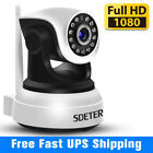 960P 1080P 3.0MP Home Security HD WiFi CCTV IP Camera Wireless WI-FI Monitor