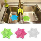 Bathroom Kitchen Sink Strainer Hair Shower Rubber Bath Drain Cover Suction Stop
