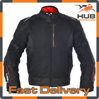 Oxford Toledo Air 1.0 Waterproof Motorcycle Motorbike Sports Jacket - Tech Black