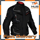 Oxford Oslo 1.0 Waterproof Motorcycle Motorbike Touring Jacket - Tech Black