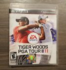 Tiger Woods PGA Tour 11  PS3 (PlayStation 3, 2010) Complete