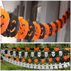 Halloween Paper Garland House Decor Hanging Props Pendants for Halloween Party