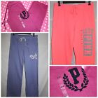 YOU CHOOSE VICTORIA'S SECRET PINK Boyfriend Fit Sweat Pants S Small NEW Campus