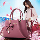 Hot Women Lady Leather Handbag Shoulder Bag Messenger Satchel Shoulder Crossbody