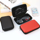 Travel Storage Carrying Zipper Bag Pouch For Digital USB Data Cable Headset