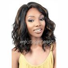 MOTOWN TRESS Synthetic Deep Part Swiss Lace Front Wig - LSDP NICO
