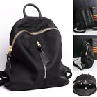 Women's Water Resistant Nylon Backpack Rucksack Daypack Travel Bag Cute Purse