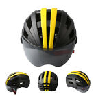 Men MTB Road Mountain Cycling Helmet Bicycle Helmet In-mold Lens Bike Helmet