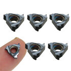 Drillpro CNC Carbide TIAIN Inserts For Lathe Turning Boring BarBlade Cutter Tool
