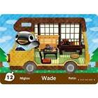 NEW Animal Crossing  Welcome Amiibo  Series 5 Cards (RV) - Free Shipping