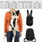 Nylon Net Bag Pet Puppy Dog Cat Carrier Backpack Front Tote Sling Carrier-NEW