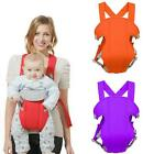 Baby Carrier Comfort Infant Sling Wrap Front Back Kid Backpack Rider Bag Padded