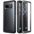 Galaxy Note 8 Case Clayco Hera Series Full Cover with Built-in Screen Protector