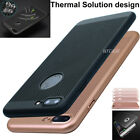 Slim Breathable Heat dissipation Hard Mesh Case Phone Cover f iPhone X 8 7 Plus