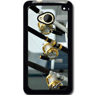 For HTC M7 Case Phone Cover Fishing Reels Y01268