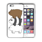 Animation We Bare Bears Iphone 4s 5 5s 5c SE 6 6s 7 8 X XS Max XR Plus Case 03