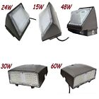 15/24/48/30/60W Outdoor LED Wall Pack Industrial Standard Commercial Light