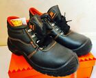 Men safety Boots Fast delivery UK stock Light weight HEAVY DUTY SHOES!!