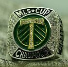 2015 Portland Timbers MLS Cup Championship Copper ring Size 8-14 Solid