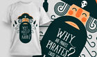 Funny Tshirt - Why Are They Called Pirates? - [R7H] Men's AND Women's Sizes