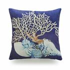 Hofdeco HEAVY WEIGHT Throw Lumbar Pillow Cover Vintage Beach Tropical Nordic