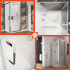 Lynne Pivot Door Shower Enclosure Premium Quality 8mm Toughened Glass