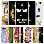 For Lenovo A8 A808T A808 A806 Hard Case Cover Tower Animal Insect Cartoon Deer
