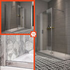 Rev Premium Luxury Walk in Shower Enclosure 8mm Toughened Glass