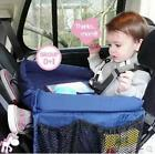 Waterproof Table Car Seat Tray Storage Kids Toy Infant Stroller Holder Car Style