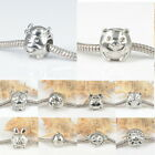 Chinese Zodiac 12 Animal Signs 316L Stainless Steel Charms Beads For Bracelets