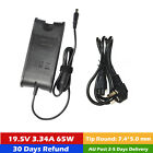 for Dell Latitude D510 D520 D530 D620 D630 Laptop Ac adapter charger / cable