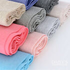 20x120cm Knit Rib Cotton Jersey Fabric Cuffs Waistband Trim Fabric 7 Colors F9 S