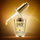 Micro Needle DERMA SET ROLLER+ Acide Hyaluronique+Hyaluronic Acid+24K Gold Serum