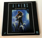 1991 FOX VIDEO ALIENS SPECIAL WIDESCREEN COLLECTOR'S EDITION LASER DISC LD BOXED