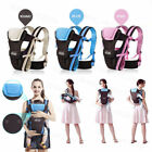 2 30 Months Baby Ergonomic Backpack Breathable Adjustable Infant Carrier