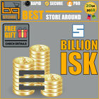 EVE Online ISK 1-75 billion | PLEX, Skill injector, bonus | FAST & SAFE service!