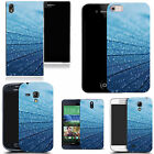 sillicone gel case cover for majority Mobile phones - blue lumber silicone.