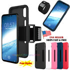 Sports Running Jogging Gym Armband Arm Party Holder Case Cover iPhone 7 8 8Plus X